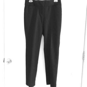 Black Talbots petite dress pants